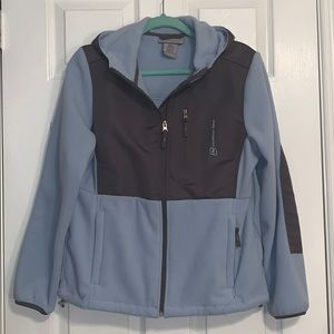 Free Country light blue jacket